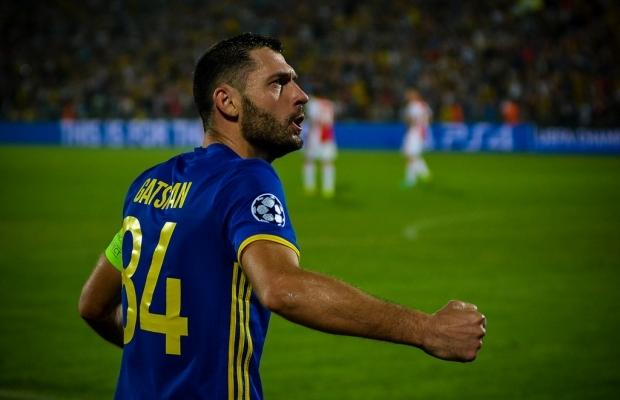 КапитанФК «Ростов» Александр Гацкан признан лучшим игроком Молдавии 2016 года